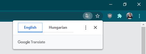 Auto Translate Chrome